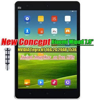"""Xiaomi MiPad Xiaomi Pad Xiaomi tablet PC7.9"""" IPS 2048x1536 Nvidia K1 Quad 2.2G 2G RAM16G ROM 6700mAh 8MP In Stock fast shipping"""