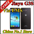 "Jiayu g3 Gray,silver,balck smart Phone 4.5"" IPS  Gorilla Glass Android 4.0 MTK6577 3G GPS WiFi Gray Silver offer jiayu G4"