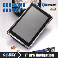 7 inch Gps navigator wholesale gps navigation with Bluetooth AV-IN DDR 128  533MHZ 4GB flash GPS700312