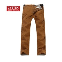 Promotion Freeshipping Men's Cargo Pants Plus Size On Sale High Quality  Cotton/Nylon 11 Cargo Pockets New Arrival Size28-34#837