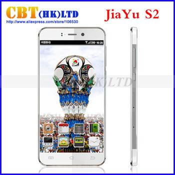 In stock jiayu s2 wcdma 3G phone octa core MT6592 1.7Ghz 2G RAM 32G ROM 5 inch 1920*1080 gsm 13.0MPJIAYU S2 Phone free gifts