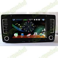 2007- 2009,13 Skoda Octavia GPS Navigation DVD Player ,TV,Multimedia Video Player system+Free GPS map+Free camera+ Free shipping