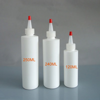 Free Shipping  (only white color) 120ml Squeeze Bottle