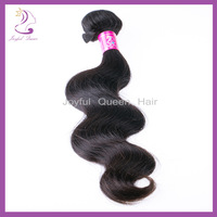 Free Shipping!!Unprocessed Natural Color Remy Cici Hair For Salon Cheap Body Wave AAAAA Cambodian Virgin Hair Extension 2pcs/lot