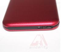 "Free Shipping New 2.5"" SATA USB 3.0 HDD Enclosure Case External Hard Drive Box With USB Cable"