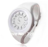 Brand New Best Selling Fashion Party Gift Jelly Watch, Sport Dress Watch Free Shipping+Drop Shipping 1pcs