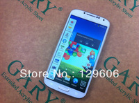 "1:1 galaxy S4 -i9500 phone MTK6577 Dual core 5.0""IPS 960*5400 Micro single sim 8MP camera 3G WCDMA android 4.2 512mb RAM 4G ROM"