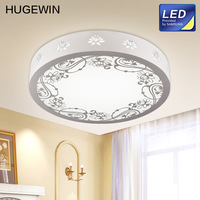 Free shipping HXD270 12W cold white led ceiling light for living room SMD5630 beautiful style lighting