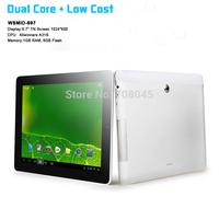 9.7inch Quad Core tablet  pc  Retina screen 2054X1536  5MP camera 16GB Flash