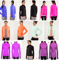 fashion women 2014 clothes  lululemon Forme Jacket discount lulu lemon yoga wear free shipping lululemon jackets and hoodies