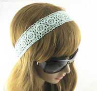 Lace Hair Accessory  Fashion  Pretty  HeadBand For Women Iovry & Green