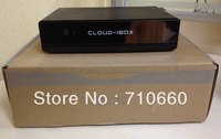 New Arrival! Cloud ibox dvb-s2 iptv Mini Vu Solo streaming channel satellite receiver Cloud -IBOX with CPU Cooling Fan