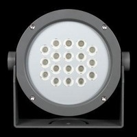 Free Shipping Top Quality IP65  36W RGB Light source AC24v  LED Land Scape and Spot Light with CE RoHS