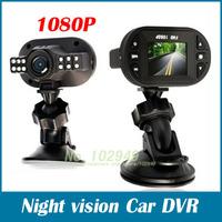"""Don't miss it! C600 super-mini Full HD car DVR. 1920*1080P,12PCS IR LED lights,1.5"""" TFT LCD,4 times zoom,"""