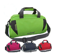 Free shipping! Fashionable casual male women's cylinder drum bag travel bag sports bag gym bag H816