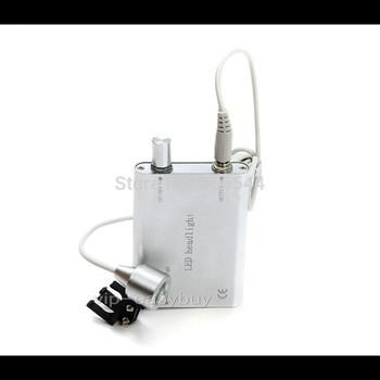 Sale!!! 2014 Brand New Portable LED Head Light Lamp for Dental Surgical Medical Binocular Loupes CE & FDA
