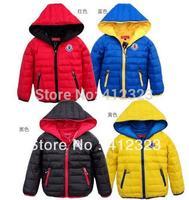 2015 new baby children boy girls winter Down jacket coat kids boys thick warm outwear coats