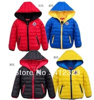 Retail+Free shipping baby children boy girls winter Down jacket coat kids boys thick warm outwear coats