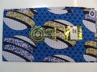 printing wax printing fabric batik 6yards/lot,printed fabric super wax special design holland wax fabric