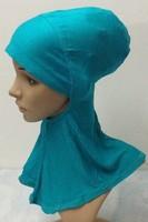 Free Shipping,2013 new 100%cotton Muslim Hijab underscarf,fashion ninja underscarf and hats,mini hijab,,assorted colors ninja