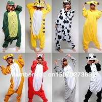 Unisex Adult Cosplay Kigurumi Animal Costume Pajamas Anime Pyjamas Onesie S-XL
