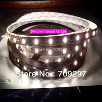 NEW 4500K nature white,daylight 5630 LED strip, 5M 300LED non waterproof flexible DC 12V LED Strip,60LED/m,998876+ free shipping