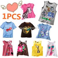 Cartoon birds+T-winnie baby+Girls clothes+Tee shirt+Baby boy+Shirt+Lot+Casual+Thomas+ shirt+Shorts for boys
