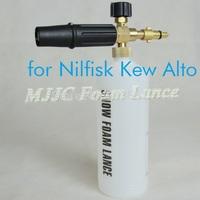 Snow Foam Lance Foam Cannon HP for Nilfisk pressure washer