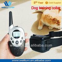 2014 Wholesales Free shipping New charging of dog training unit vibration and shock dog training collar-1000m*
