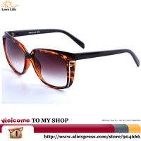 CR39 Lens Fashion Sun Glasses Brand Designer 2015,Counters quality UV400CE Protection Imitation Glare Sunglasses Women luxury