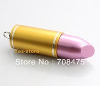 Creative Fashion Lipstick Memory Flash USB Pen Drive 1GB 2GB 4GB 8GB 16GB 32GB