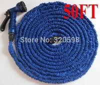 Free Shipping 50sets/lot Garden Water Hose Expandable Water Hose 50FT Garden Water Hose As Seen On TV