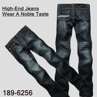29-40#189-6256,Free Shipping,New 2013 Men's Fashion Brand A*rmani Jeans,High Quality Denim Jeans Men,Dark Color Casual Pants Man
