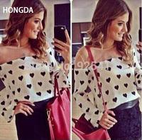 new 2014 autumn summer fashion t shirt women letter clothes long sleeve brand t shirt Paris eiffel tower t-shirt women tops