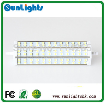 15w 13w 10w 8w 5w R7S 72/60/42/36/24 pcs 5050 LED Light Warm Cool White replacement Halogen Flood lamp bulb