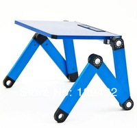 Factory Price!Folding table laptop desk foldable notebook table folding drawing board  computer desk