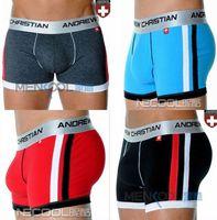 Free Shipping Andrew Christian underwear Mens Boxers Mens Underwear men shorts C-232