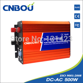 Inverter Pure Sine Wave 500W /peek 1000Woff grid  wenzhou