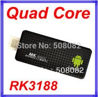 Quad core RK3188 TV Box MK809III Android 4.4.2 2GB RAM 8GB 1.8GHz Max Bluetooth TV Player HDMI MK809 III
