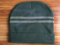 Harry Potter Slytherin Thicken Wool Knit Hat Cap Set Warm Winter  P20-C