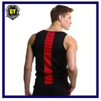 Free shipping!! 2014 New fashion Men's tank tops/Sexy men's sport vest / Super men active vest Mix order+5Colors (N-212D)