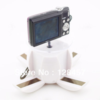 Solar Display Stand- New arrival Apple shape solar Display stand with 360 Degree Turnable