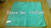 Free Shipping Wholesale 40X40cm 280-300gsm Microfiber&Microfibre Kitchen Towels Dish Cloths Cleanig Dust Rags Quick Dry