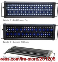 "LED Pent 30"" Aquarium/Fish tank LED light/lighting fixture/lamp Saltwater organisms 110x 0.5W Tropical Fish 75 cm"