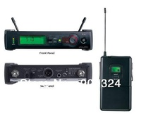 Free shipping  UHF Wireless Microphone SLX14/WL93 (SX4 Receiver,SX1 Body Pack Transmitter) With Original Packging