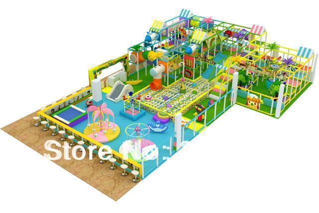 Theme park decorations promotion online shopping for for Amusement park decoration ideas