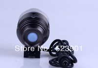 Cheap CREE 1600Lm T6 LED Headlight Torch Light Head Lamp Bicycle Light HeadLamp 3 Mode Free Shipping with Battery