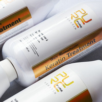 Hot sale Keratin the brazilian hair treatment 1000ml 5% formalin keratin treatment for black hair Fedex free shipping
