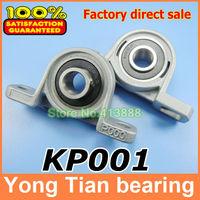 12 mm bearing kirksite bearing insert bearing with housing KP001 pillow block bearing