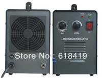 Multi-Function portable air and water ozone generator 6g ozonizer for Sterilization and Detoxification + CE